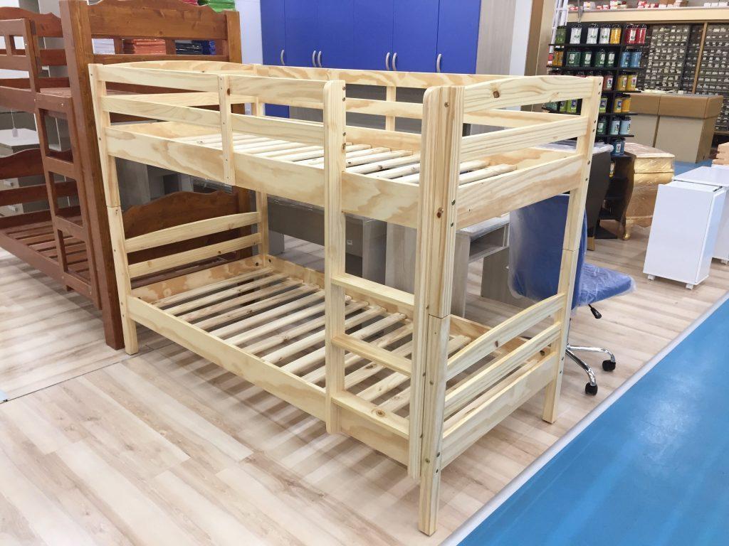 Prodotti pianeta legno tutto per il legno ad avezzano - Letto a castello in legno massello ...